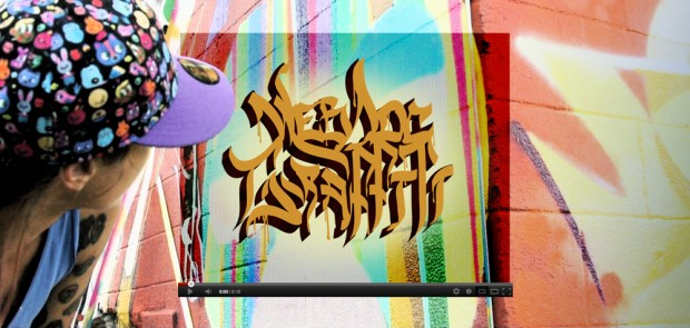 Webdoc Graffiti - Estréia em Julho de 2012