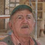 Sr. Nivaldo, Ceramista e primeiro guia da Serra da Capivara